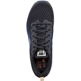 Nike Air Zoom Pegasus 34 Shield Running Shoes Men black/black-black-obsidian